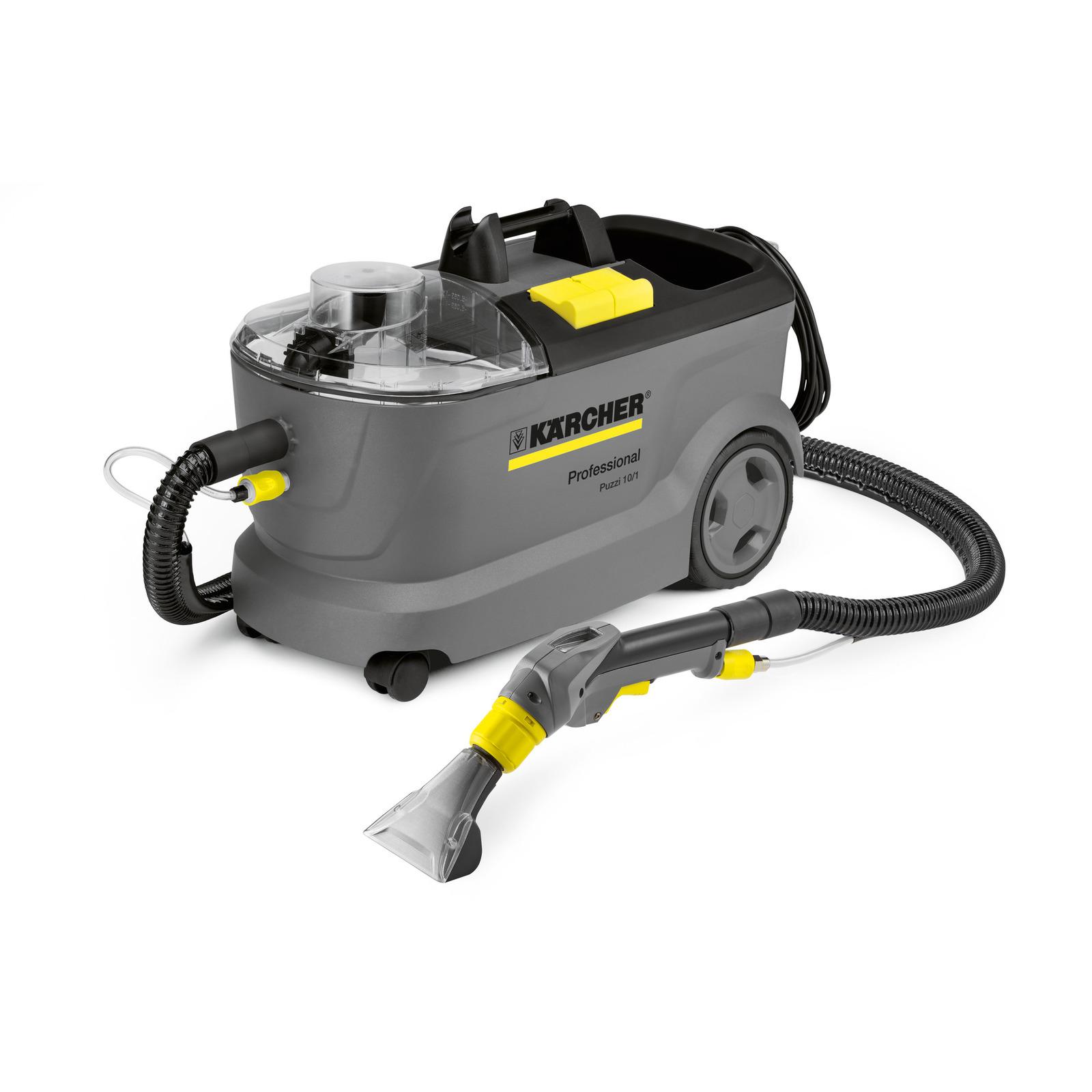 - Puzzi 10/1 Spray Extraction Cleaner