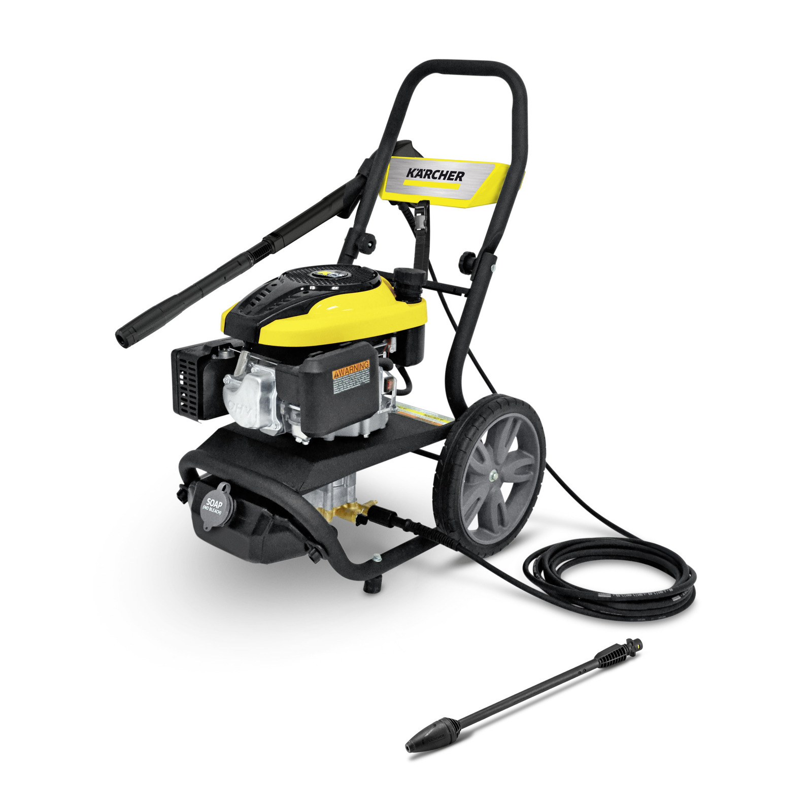 KARCHER 1.107-390.0 - G7. 180 High Pressure Washer