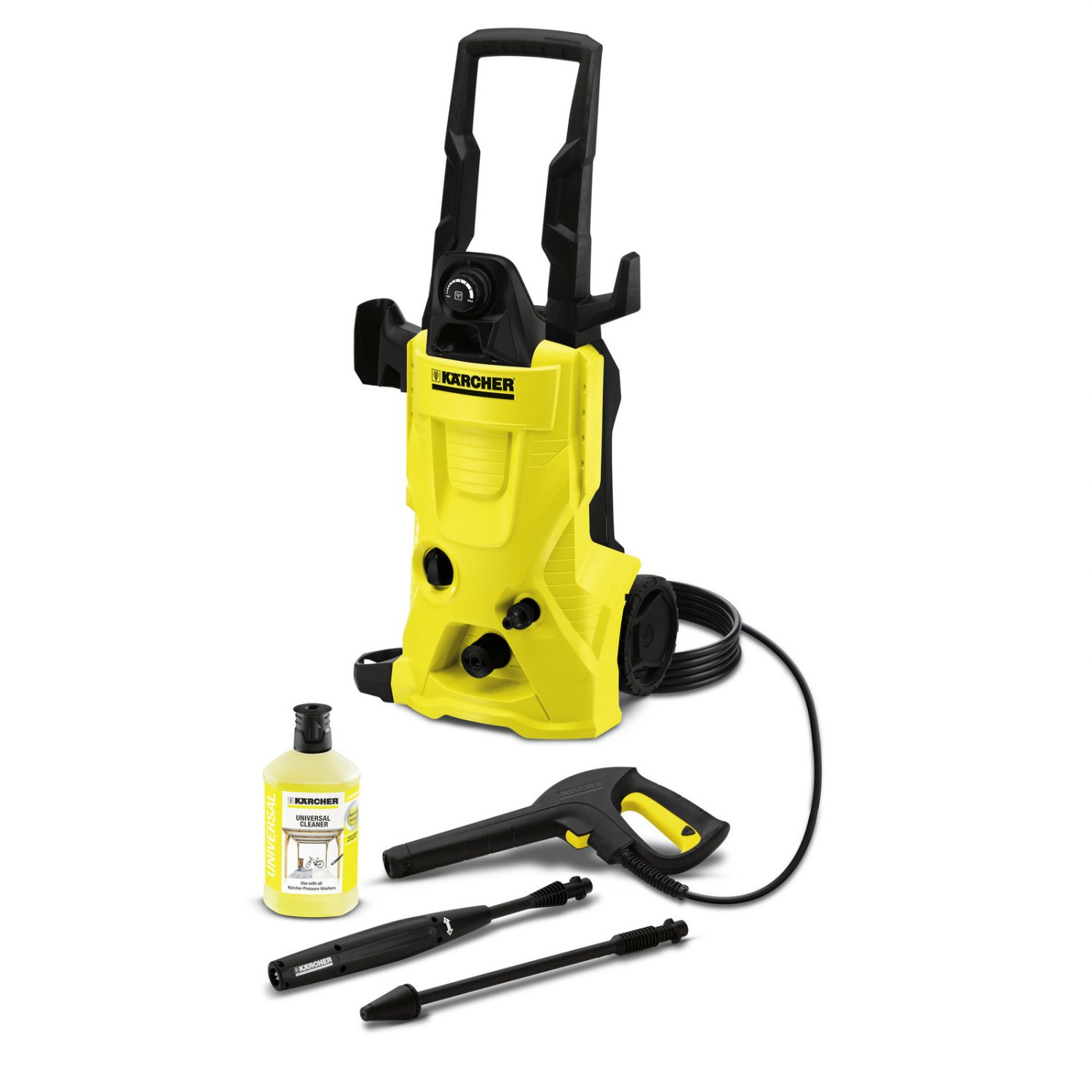 KARCHER 1.180-151.0 - K4 High Pressure Washer