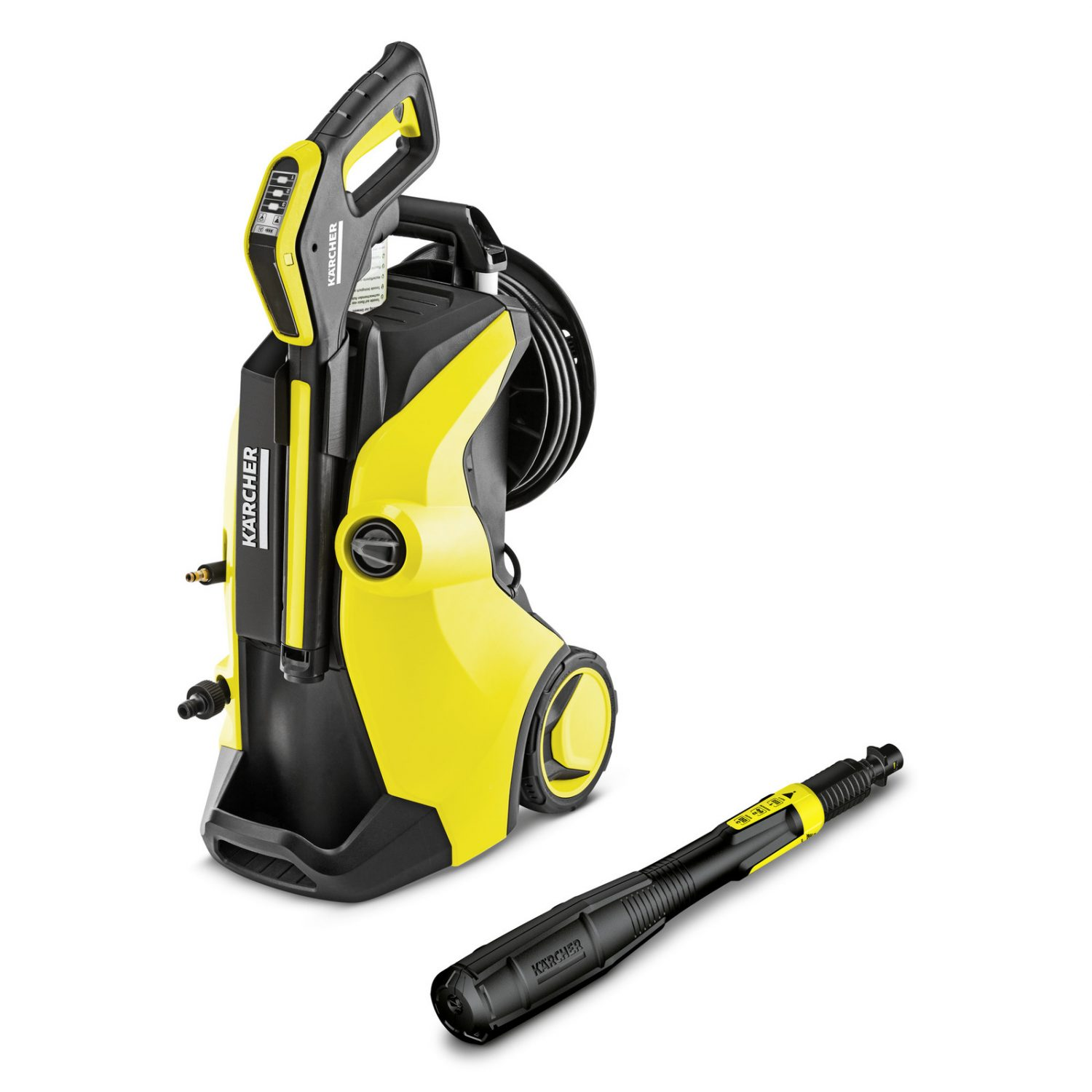 KARCHER 1.324-632.0 - K5 Premium Full Control Pressure Washer