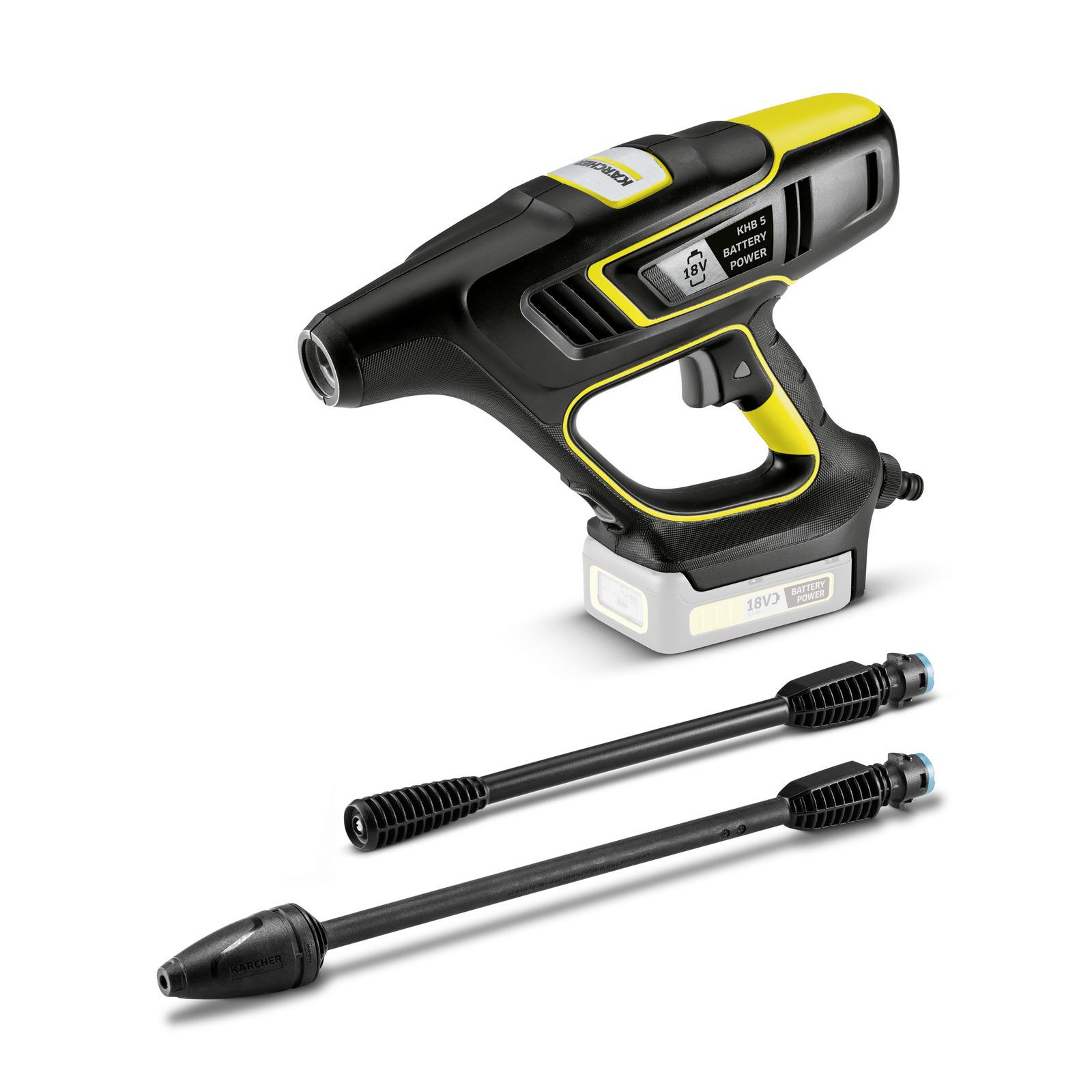 KARCHER 1.328-000.0 - KHB5 Battery Handheld Pressure Washer Cleaner