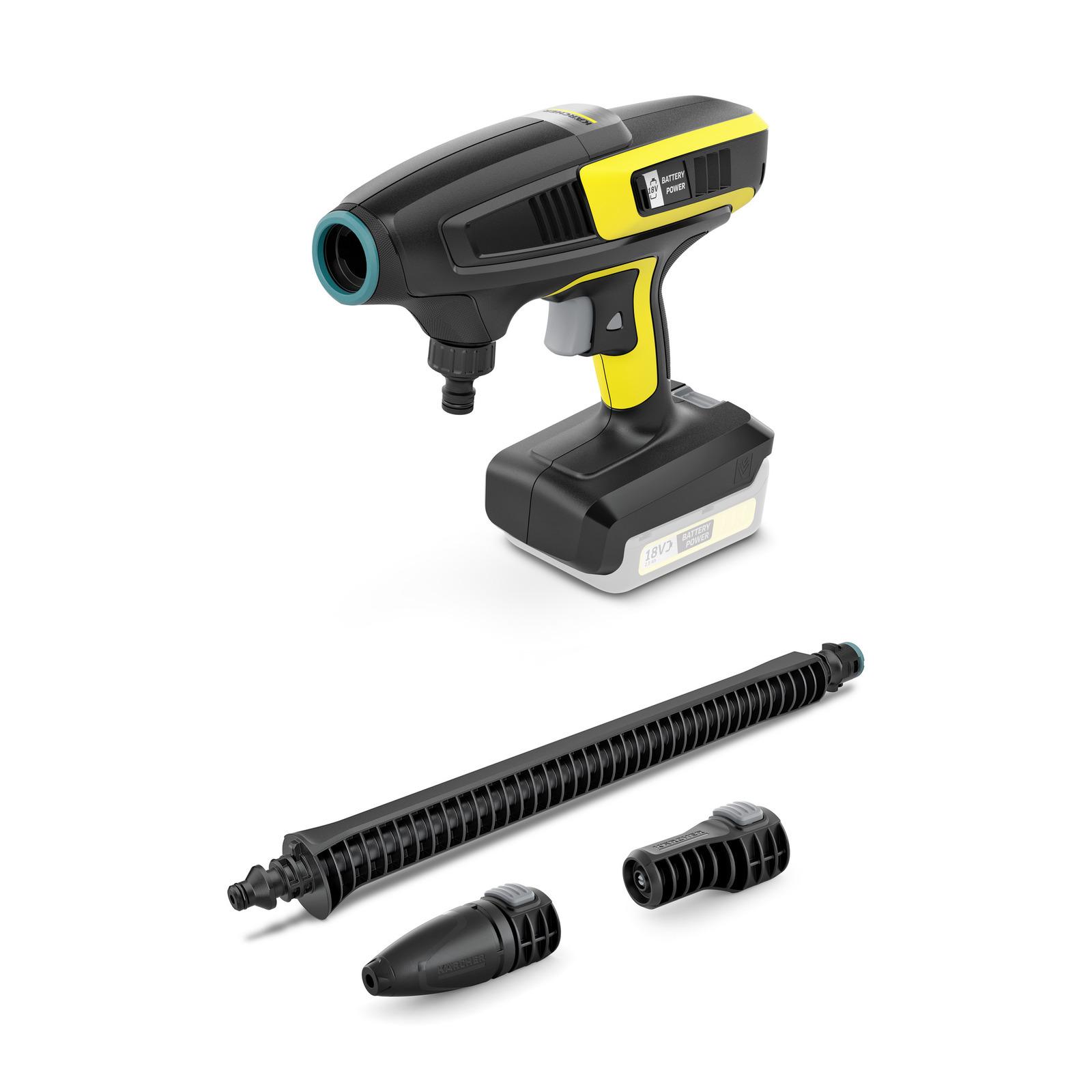 KARCHER 1.328-010.0 - KHB6 Battery Handheld Pressure Washer Cleaner