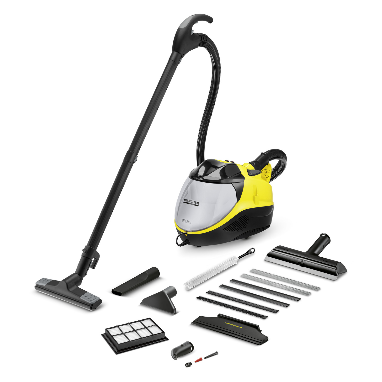 KARCHER 1.439-410.0 - SV7 Steam Vacuum Cleaner