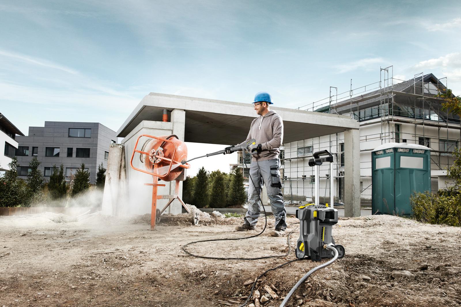 - ProHD 400 High Pressure Washer