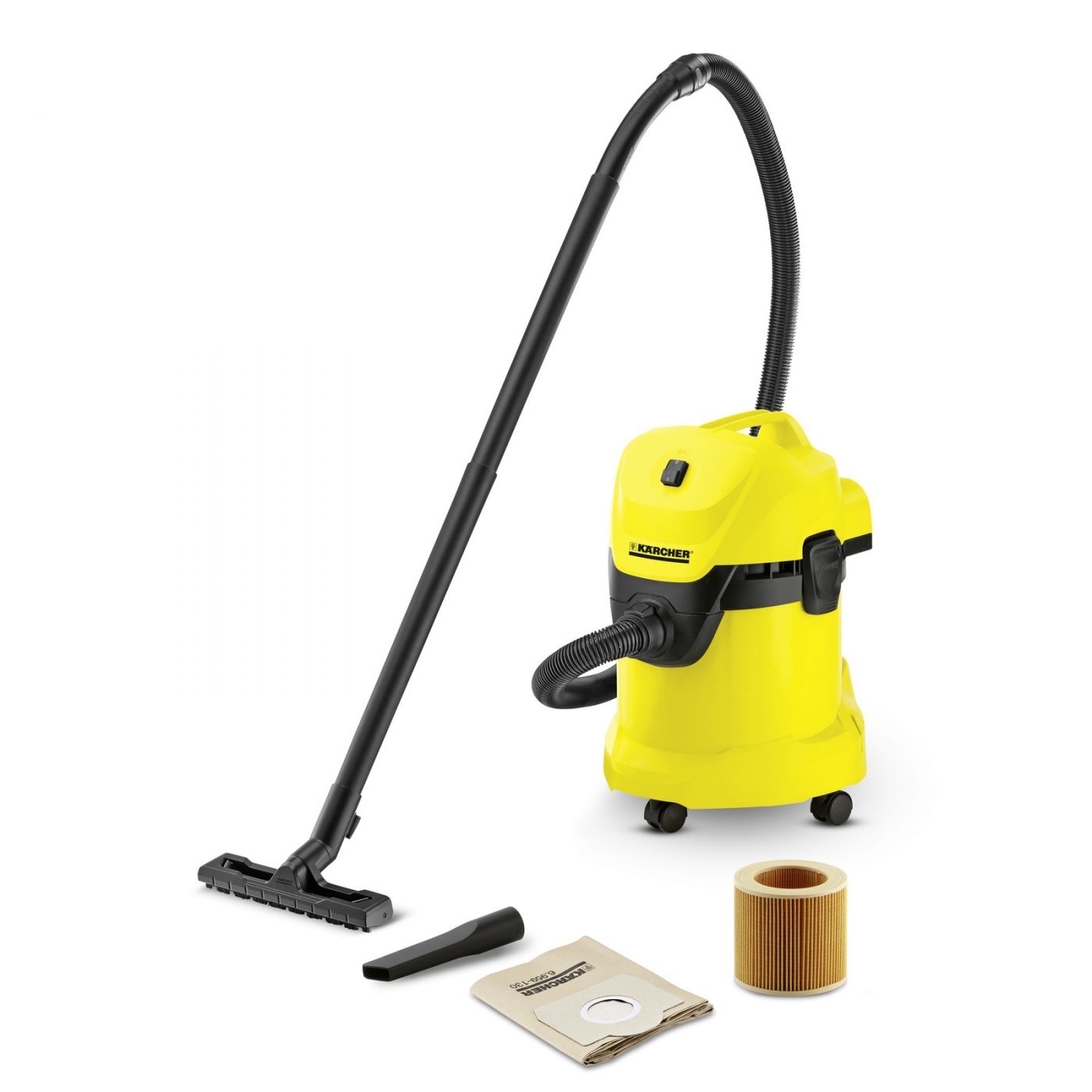 KARCHER 1.629-806.0 - WD3 Multipurpose Vacuum Cleaner