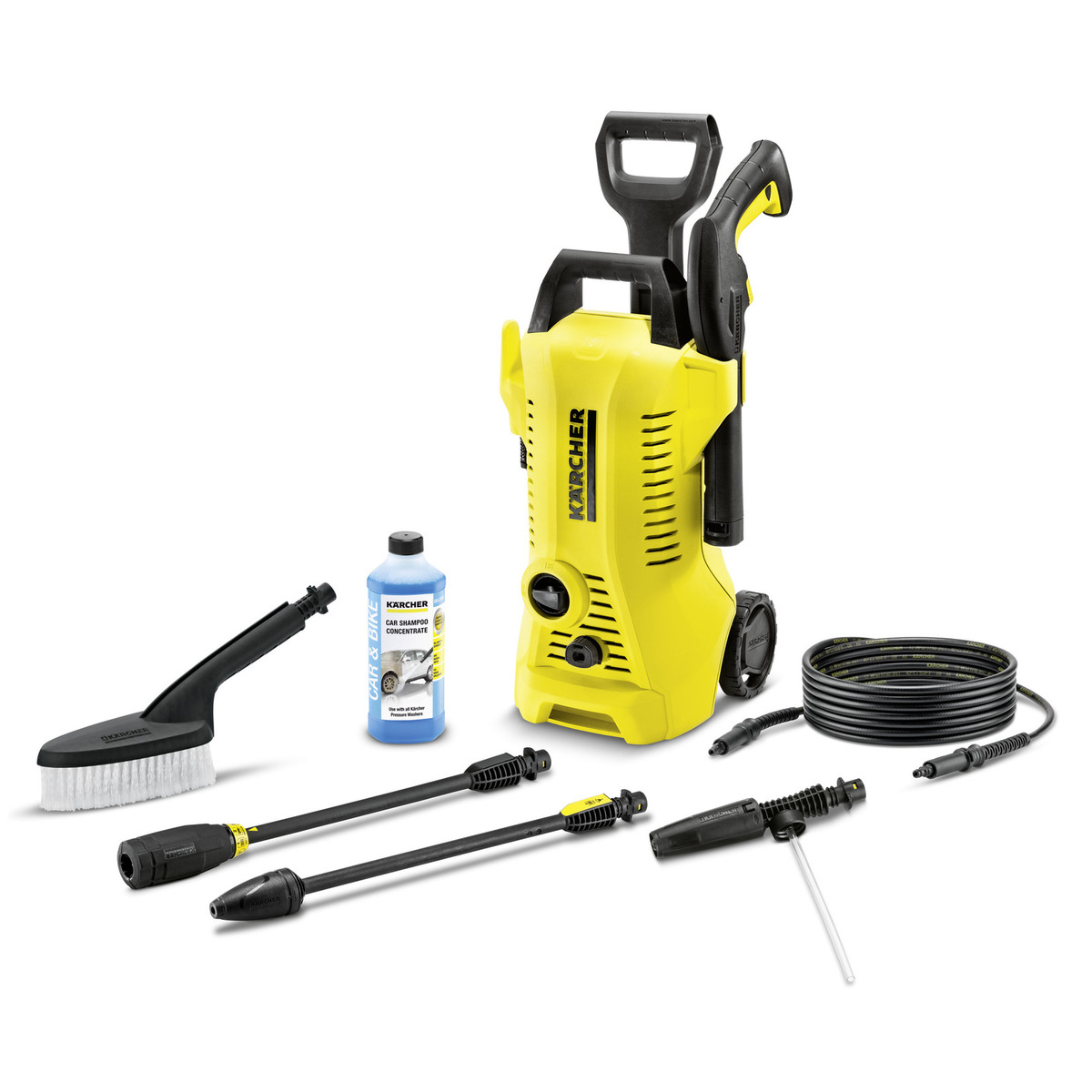 KARCHER 1.673-409.0 - K2 High Pressure Washer Compact