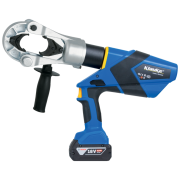Klauke LBOXXEKM6022CFM - EKM 60/22 L-BOXX – Battery-powered crimping tool EKM6022CFM, 6-300 mm²