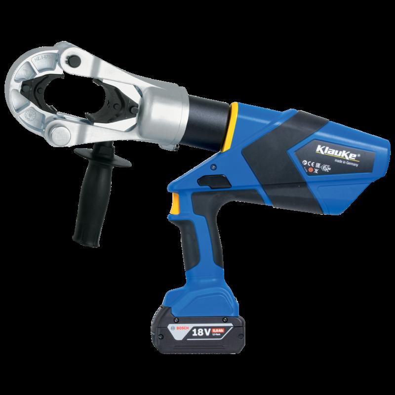 Klauke LBOXXEKM6022CFM - EKM 60/22 L-BOXX – Battery-powered crimping tool EKM6022CFM, 6-300 mm²