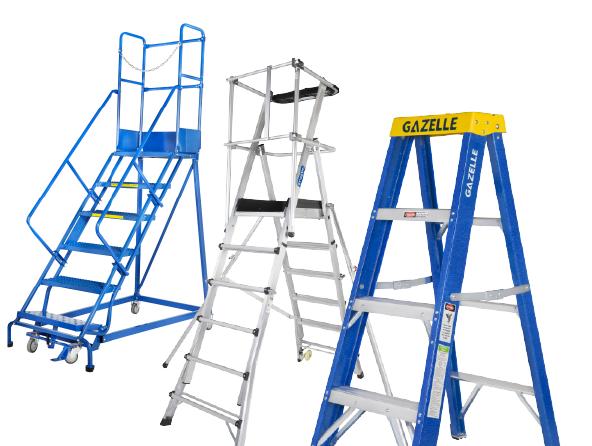 Ladders & Material Handling