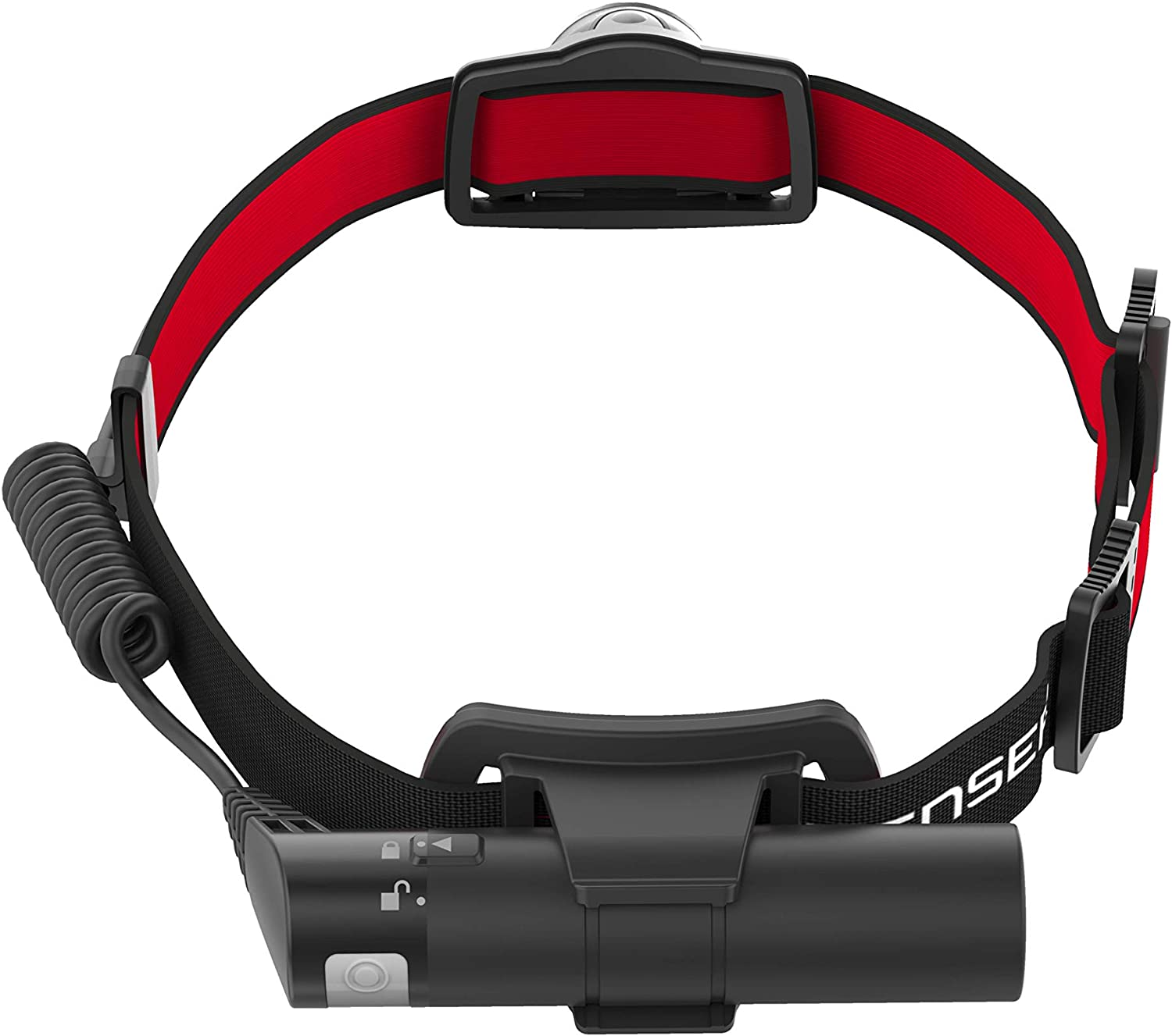 Ledlenser_LL500852_Headlamp 2 - H8R Rechargeable LED Head Torch – Max. 600 lm