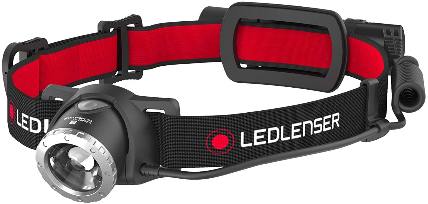 Ledlenser_LL500852_Headlamp - H8R Rechargeable LED Head Torch – Max. 600 lm