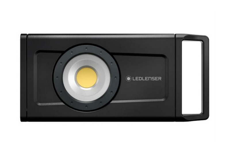 LEDLENSER LL502001 - iF4R Rechargeable LED Floodlight – Max. 2500 lm