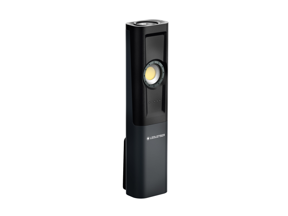 LEDLENSER LL502004 - iW5R Rechargeable LED Inspection Light – Max. 300 lm