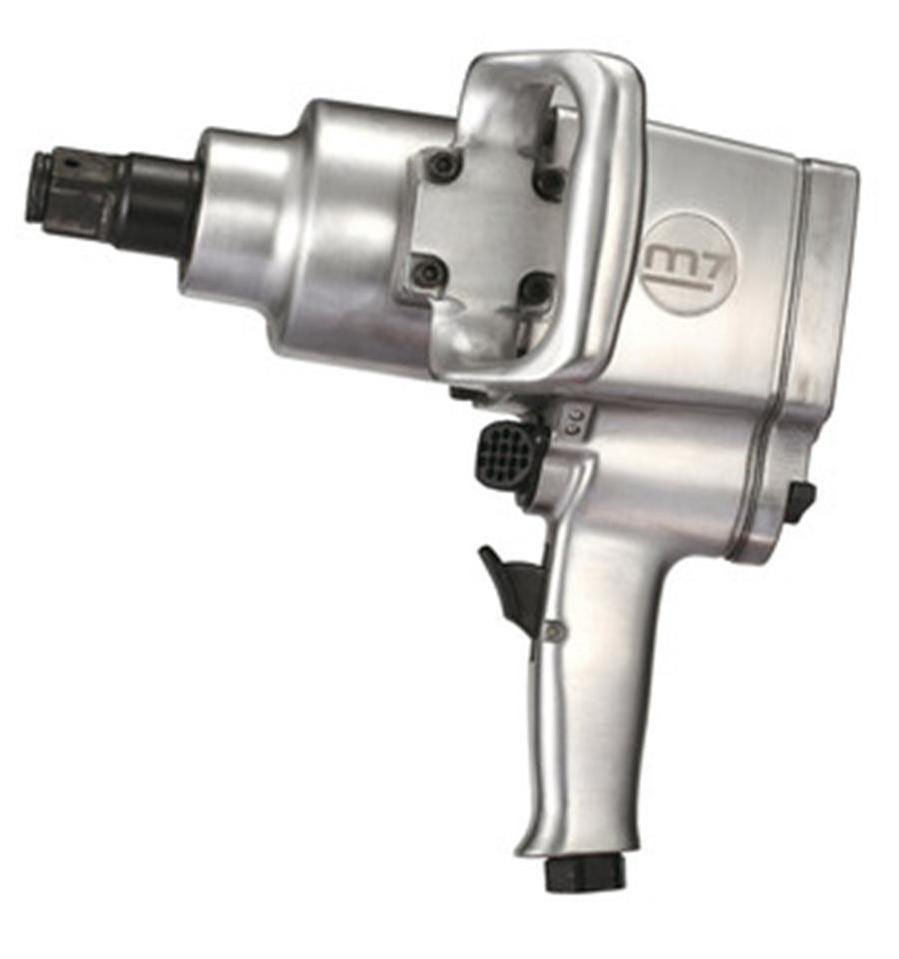MIGHTY SEVEN NC-8219 - 1″ Drive Air Impact Wrench; 1800 FT-LBS Max Torque