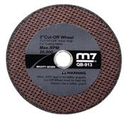 MIGHTY SEVEN QB-913 - 3-inch Cut-off Wheel