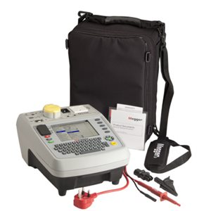 MEGGER PAT420 - Full Database Driven Portable Appliance Testers – 10 and 25 A bond Test