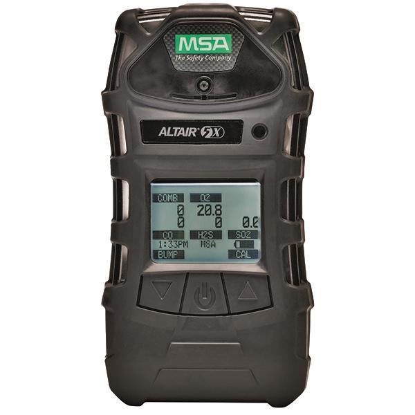 MSA 10116927 - Gas Detector ALTAIR 5X Mono Monitor