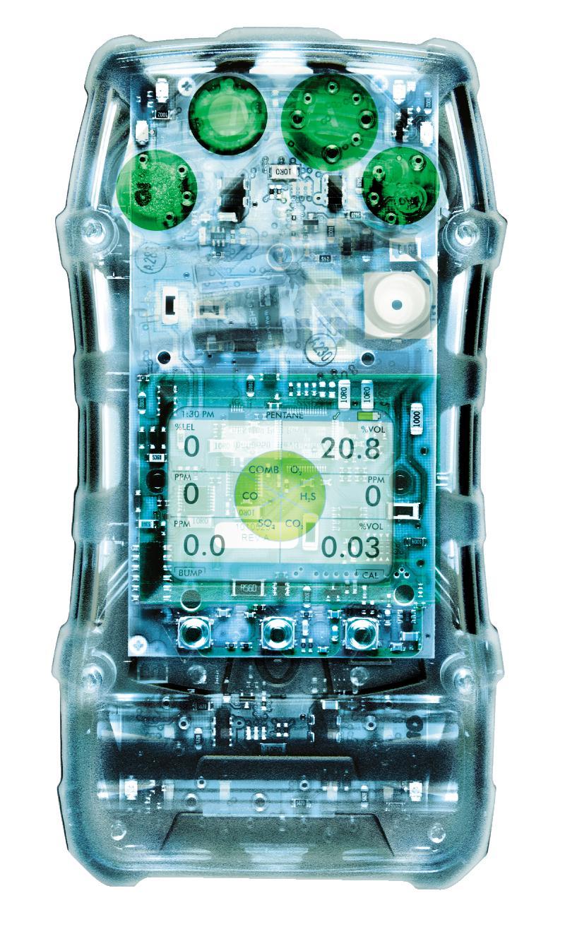 - ALTAIR 5XPID Multigas Detector