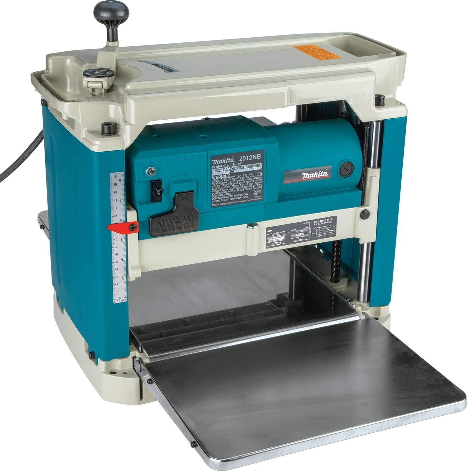 Makita 2012NB - PLANER 1650W, 12″ – (304 mm)