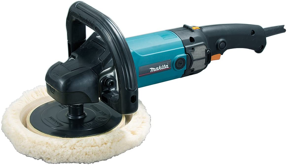 Makita 9237C - POLISHER 1200W, 7″ – (180 mm)