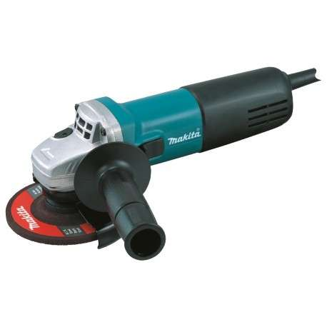 Makita 9557HP - ANGLE GRINDER paddle switch 840W, 4-1/2″ – (115 mm)