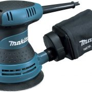 Makita BO5030 - RANDOM ORBIT SANDER 300W, 5″ – (125 mm)