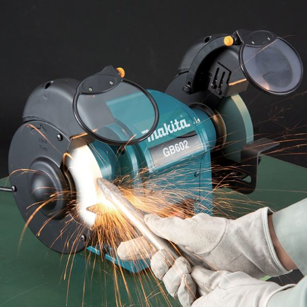 Makita_GB602_Bench Grinder 1 - Bench Grinder 250W – (150 mm)