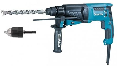 Makita HR2630X7 - Combination Hammer 3 Modes, 110V (26 mm)