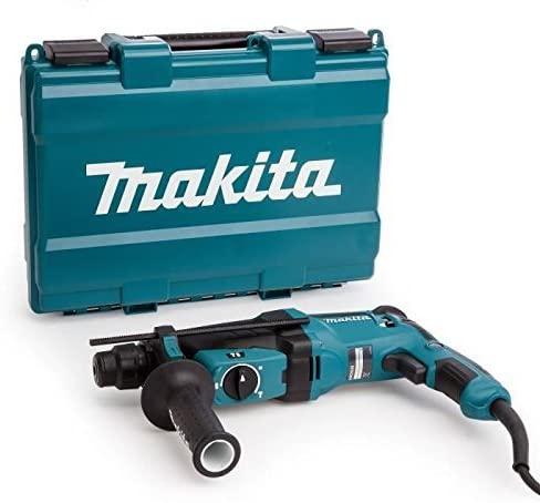 Makita_HR2630_Rotary Hammer Drill 1 - Combination Hammer – 3 Modes (26 mm)