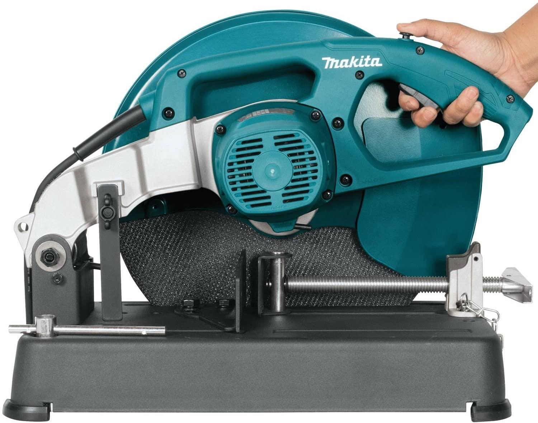 Makita_LW1401_Cutting saw 1 - PORTABLE CUT-OFF 2200W, 14″ – (355 mm)