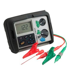 MEGGER LTW325 - 2 Wire loop impedance testers 50 V to 440 V applications / Phase to phase testing