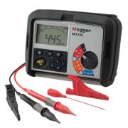 MEGGER MIT330 - 1000V insulation and continuity testers and resitance 10 Ω to 1 MΩ range + 1000 Test result storage