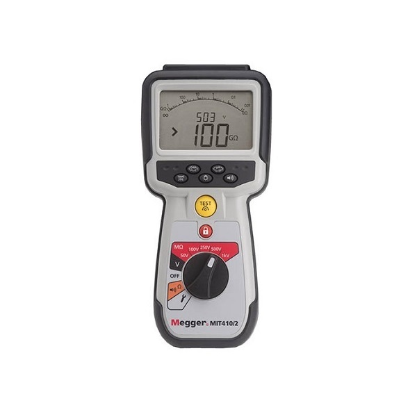 MEGGER MIT417/2 - 1 kV insulation and continuity testers