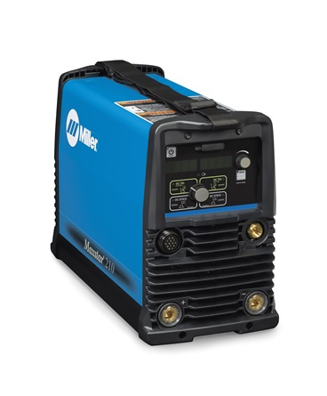Miller MAXSTAR  210 DX - Maxstar® 210 120-480 V, DC Stick/TIG Welding Machine