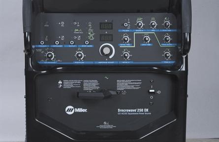 Miller_SYNCROWAVE 250 DX 2 - Syncrowave® 250 DX 230/460/575 V