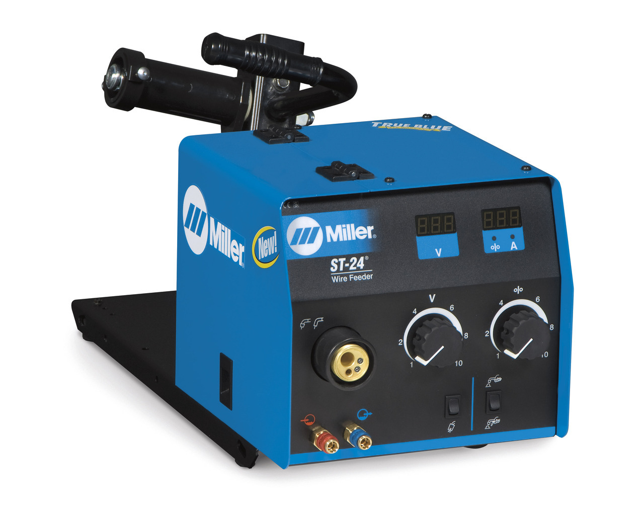 - MILLER XPS 450 MIG WELDER WITH WATER COOLED PACKAGE