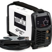 TELWIN 816081 - INFINITY 180 230V ACX MMA AND TIG Inverter, Welding Machine, P-Max(4.5kW)