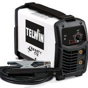 TELWIN 816125 - INFINITY 172 115V/230V ACX MMA AND TIG Inverter, welding machine, P-Max(2.6/4.4kW)