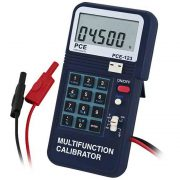 PCE Instruments 123 - Network-independent Multifunction Calibrator