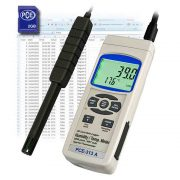 PCE Instruments 313A - Combination Thermo-hygrometer Datalogger -20 to 60°C (-4 to 140°F)