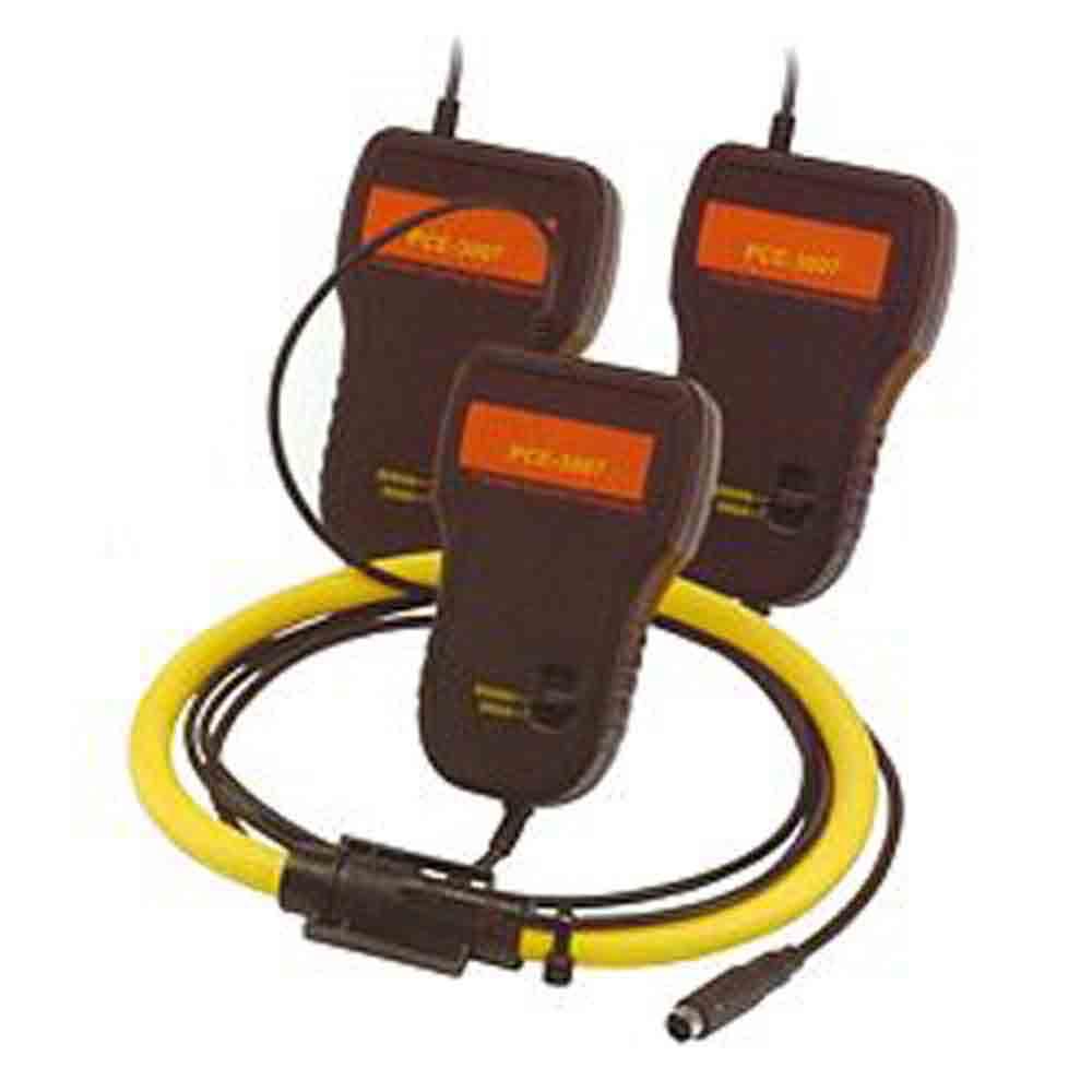 PCE_Three-Phase Power Analyzer_830-3_3 - Three-Phase Power Analyzer