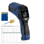 PCE Instruments 895 - Dual-Laser Infrared Thermometer -35 to 1600°C (-31 to 2912°F)