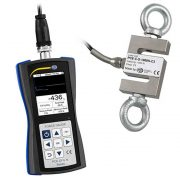 PCE Instruments DFG N 1K - Force Gauge with External Measuring Cell 1000 N