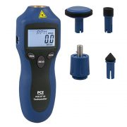 PCE Instruments DT 65 - Handheld Contact/Non-contact Tachometer