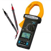 PCE Instruments GPA 62 - Three-Phase Current Clamp Meter