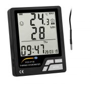 PCE Instruments HT 50 - Indoor Hygrometer with additional External Temperature Sensor