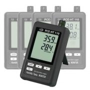 PCE Instruments HT110-5 - Humidity / Temperature Data Logger (Set of 5)