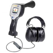 PCE Instruments LDC 10 - Ultrasonic Leak Detector with Noise-Cancelling Headphones
