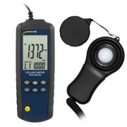 PCE Instruments LED 20 - Handheld Light Meter with Automatic Range Selection