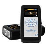 PCE Instruments LES 100 - Handheld LED Tachometer 60 to 99,990 flash